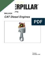 CAT Diesel Engines Basics