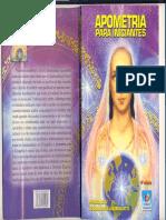 Apometria Para Iniciantes - Patricia Barz e Geraldo M Borbagatto