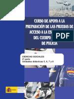 Policia Nacional Ciencias Sociales UD2