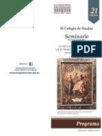 Programa Del Seminario 2017