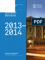 TCD Provost Review 13-14 WEB