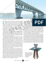 Padma Bridge-Design for Severe Earthquake and Deep Riverbed Scour