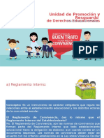 Convivencia Escolar y Actualizaciones Reglamento Interno_2017
