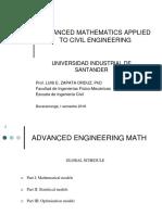 Advanced Math MSc March 17