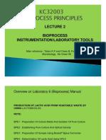 Lecture 2 bIOPROCESS
