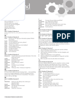 OpenMind 1 Student's Book Audioscript