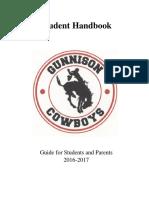 student handbook 16-17