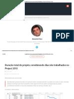 Duração total do projeto considerando dias não trabalhados no Project 2013 _ Gerente de Projeto.pdf