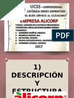 DESCRIPCION CUALITATIVA ALICORP - 2017