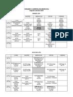 Horario Medicina 2-2015 09-06-2015 (1) DEFINITIVO