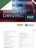 GHSA DruggedDriving 2017 Report