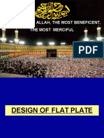 Design of Flat Plate