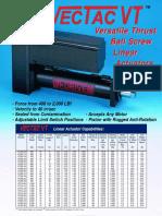 EDrive Actuators VecTac VT Brochure