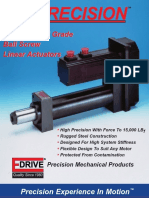 EDrive Actuators Eliminator MT Precision Brochure