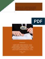 Monografia Penal Falsedad Documental