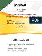 AYUDA 3- La Documentación Mercantil – Comprobantes de Pago II (1)