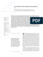 2006 Bevilaqua Grossi Et Al Anamnestic Index Severity and Signs and Symptoms