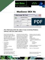 JVL MacComm OCX File
