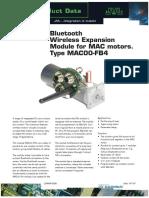JVL Bluetooth Wireless Expansion Module FB4