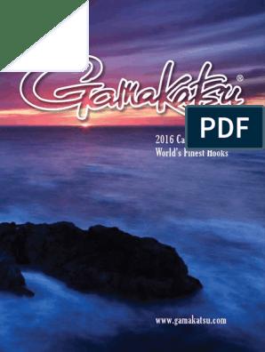 GAMAKATSU SALTWATER FRESHWATER OCTOPUS CIRCLE HOOK VALUE PACK 1//0 208411-25
