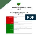 PR-1961 - Process Leak Management.doc