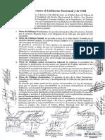 Convenio Gobierno-COB