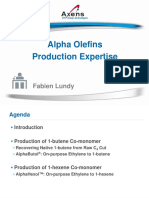 alpha olefins