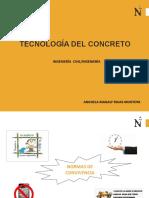 Tecnologia Del Concreto - Clase 1