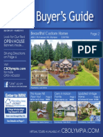 Coldwell Banker Olympia Real Estate Buyers Guide April 29th 2107