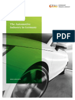 Automotive Industry in Germany