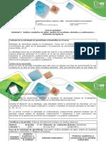 Guia de Actividad 5.Análisis Estadístico de Datos, Análisis de Resultados Obtenidos y Confirmación o Refutación de Hipótesis (2)