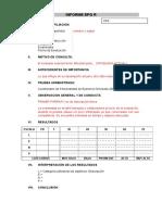 Modelo de Informe Epq r