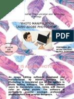 'Adobe Photoshop Presentation'