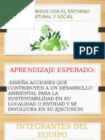 Compromisos Con El Entorno Natural y Social