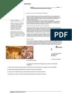 Taller Paleolitico Historia Septimo
