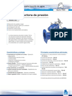 Valvula-bermat- Reguladora de Presion