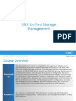 R MOD 00 Introduction to VNX Unified Management