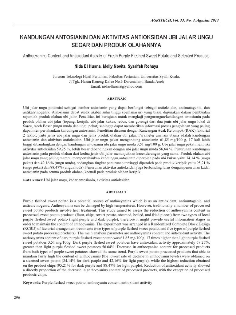 Jurnal Doc jurnal pdf ubi jalar ungu