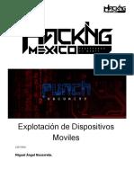 Manual Hackeo de Dispositivos Moviles