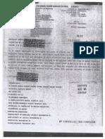 Investigación por lavado de Dinero - José Ismael Flores Cantú