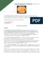 - Retinopatia Diabética- PINHOLE