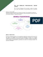 Rafael Florez-clasificación de Los Modelos Pedagógico