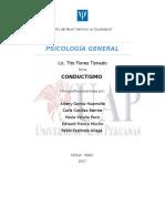 CONDUCTISMO-1