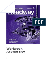 Am Headway 4 Workbook Answer Key