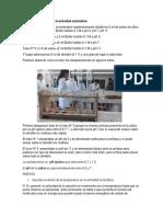 La Influencia Del PH en La Actividad Enzimática