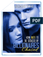 01. How Not to Be Seduced by Billionaires Chased - Marian Tee