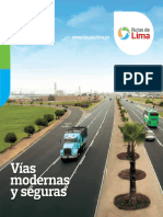 Brochure Rutas de Lima