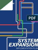 System Expansion Implementation Plan