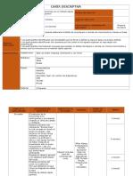 Carta Descriptiva Metodo Rápido Japonés