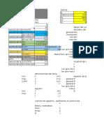 Excel de Engranaje